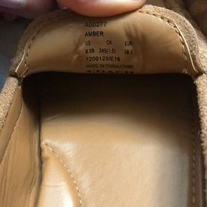 Coach Shoes - Coach Loafers size 8.5